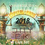 New Horizons 2018 (Warm-Up Mix)