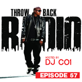 Throwback Radio #57 - DJ CO1 (Party Mix)