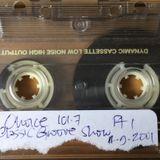 Da Buzzboy Fitzroy Classic Groove Show on Choice FM 107.1 Friday 14-9-01