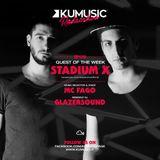 Kumusic Radioshow Ep.150 - Guest of the week: Stadiumx