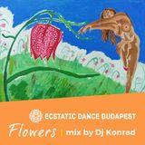 Ecstatic Dance Budapest / Flowers / mix by Dj Konrad