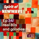 Spirit of NEW WAVE Ep 34 Mixes and mixed