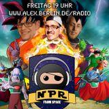 Ninja Pirate Radio - Eine Mütze mit zwei Löchern, für die Ohren