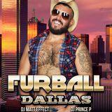 Furball DALLAS #TBRU Preview DJ MATT EFFECT Mar 12 2016
