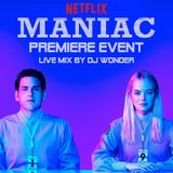 DJ Wonder - Netflix Maniac Premiere Event