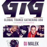 DJ MALEK - Global Trance Gathering 050