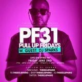 Spinz FM | Pull Up Fridays Mixshow 31 w. Guest Dj Sparks