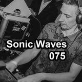 Sonic Waves podcast by Nico Zuaro 075