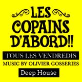 LES COPAINS D'ABORD by OLIVIER GOSSERIES / Deep Special recorded live @ Vintage Bar Brussels