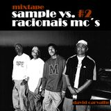 MIXTAPE SAMPLE VS. RACIONAIS MC´S #2