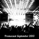 Promocast September 2013