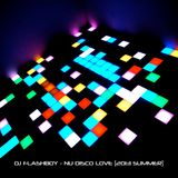 Dj Flashboy - Nu Disco Love (2013 Summer)