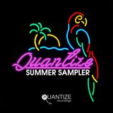 Spen - Quantize Summer Sampler Continuous Dj Mix 2017