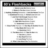 80's Flashbacks_Frontline Entertainment