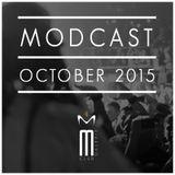 MODCAST OCTOBER 2015