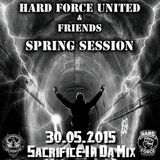 SACRIFICE LIVE AT H.F.U.-STATION MOSCOW 30.05.2015 SPRING SESSION