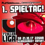 PaPaBoom @ 7ZOLLER LIGA: 1. Spieltag | Erfurt