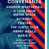 THE BEAT #74: Festival CONVENANZA 2017 part.1 (25/08/2017)