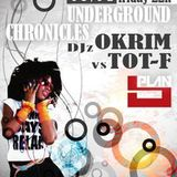 Okrim&Tot-F - live@PLAN B 08.07.2011