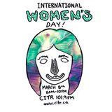 International Women's Day on CiTR: Representations of Women in Media