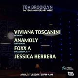 Viviana Toscanini LIVE! @ Anti-Social Tuesday TBA Brooklyn April 5, 2016