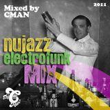 CMAN - Nujazz & Electrofunk mix (2011)