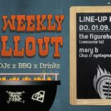 the figurehead - Weekly Grillout @ DHF Leipzig 010916