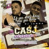 CASJ FRIDAY's Promo Oldskool RnB Mix ft @DJJAMMA & @RECKLESSDJ_