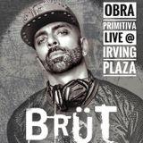 BRÜTal Rituals Obra Primitiva Live BRÜT NYC @ Irving Plaza