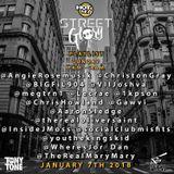 Street Glory on Hot 97 Live 1.7.18