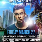 Blasterjaxx - Live @ Music Lounge, Miami Music Week – 27.03.2015