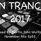 Martin John Wulfran In The Mix November 2017
