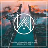 Worda @ Kiteboarding Komin, Neretva - Croatia (12.07.2019)