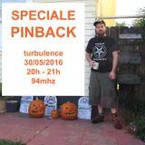 Turbulence - Spéciale Pinback - 30/05/2016