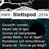 Slottspod - Mars 2014