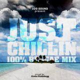 "220 sound present ""JUST CHILLIN"" 100% reggae mix -cd #2"