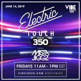 DJ EDDIE LEWIS - ELECTRIC TOUCH (EPISODE 350)