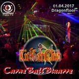 Live-Set@CarneBallBizarre im KitKatClub_Dragonfloor (01.04.2017)