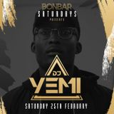DJYEMI - Bonbar Newcastle 25th February Promo Mix @DJ_YEMI