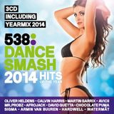 Jan Hinke - 538 Dance Smash Yearmix 2014