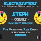 Electrosisters Show 8 Old School But Good School