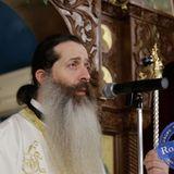 Κήρυγμα Θεοφ. Επισκόπου Θεσπιών κ. Συμέων - Ι.Ν. Ζωοδόχου Πηγής Νοσοκομείου Αλεξάνδρα