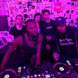 SWEAT EQUITY with Olive T. and St. Mozelle @ The Lot Radio 04-10-2019