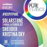 Solarstone - Live @ Exchange LA (Los Angeles) - 03.02.2017