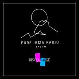 Lidia De Nova at Pure Ibiza Radio @discollage radioshow by Pomboklap #011 18/04/2018