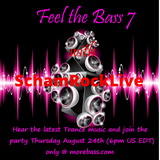 Feel The Bass 7 With SchamRockLive #mix