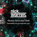 Nick Warren - Future Sonic Radio (September 2015)