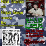 HARD SKANKIN Vol. 8 featuring Bro