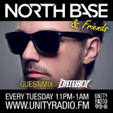North Base & Friends Show #14 Guest Mix By DIESELBOY [2016 27 12]