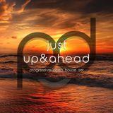 pd canvas - just up & ahead - progressive/deep house mix